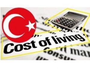هزینه های زندگی ترکیه