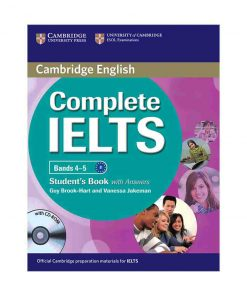 Cambridge English Complete IELTS