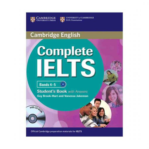 Cambridge English Complete IELTS